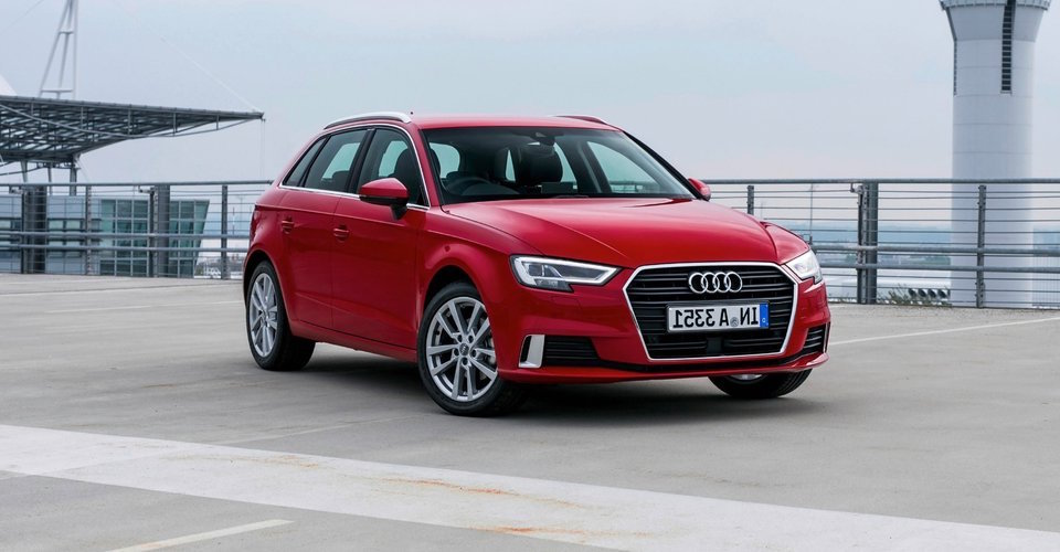 2017 audi a3 facelift rare car sales classic rare. Black Bedroom Furniture Sets. Home Design Ideas