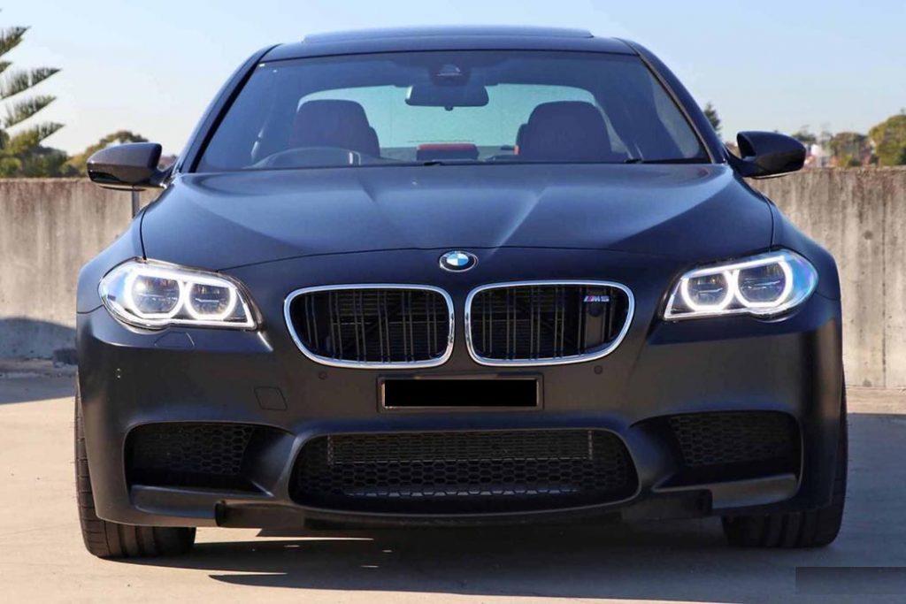 BMW M5 Nighthawk Front Grille