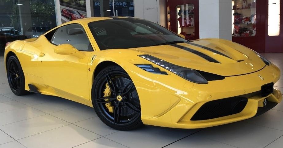 Ferrari 458 Speciale for Sale - Rare Car Sales Australia