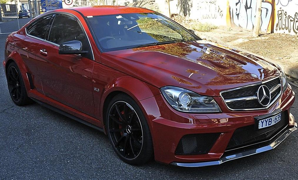 C63 Amg Black Series For Sale >> Mercedes Benz C63 Amg Black Series For Sale Rare Car Sales