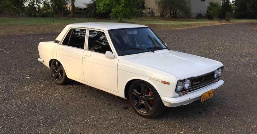 Datsun 1600 SR20DET for Sale - Rare Car Sales | Classic, Rare