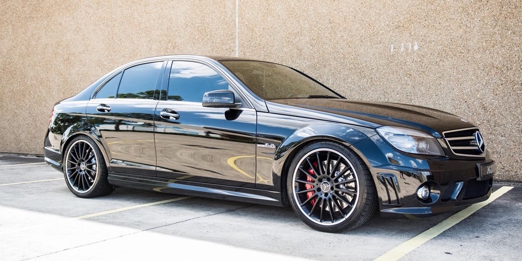 Weistec Supercharged Mercedes C63 AMG for Sale - Rare Car Sales ...