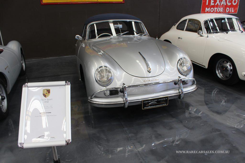 1958 356A sport