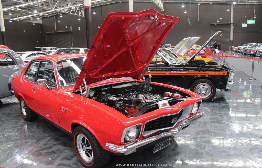 1972 Lj Torana GTR XU-I 2