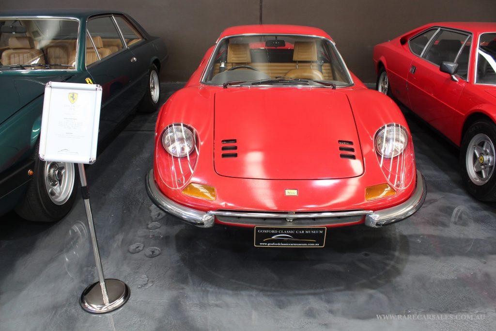 1973 Dino 246 GT