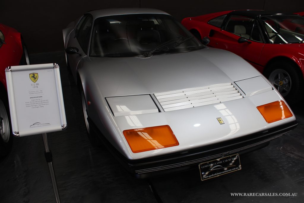 1978 512 BB