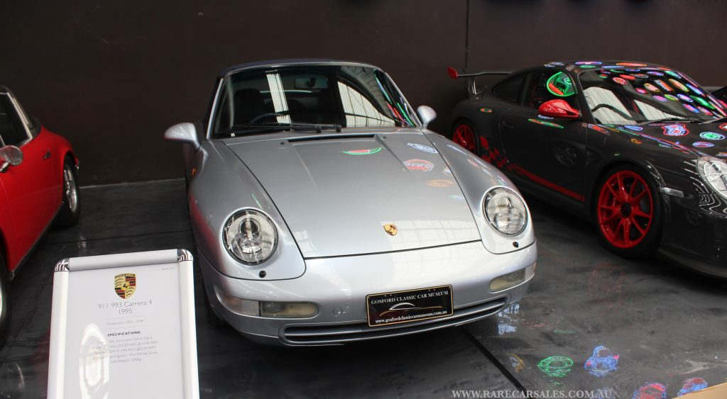 1995 993 Carrera 4