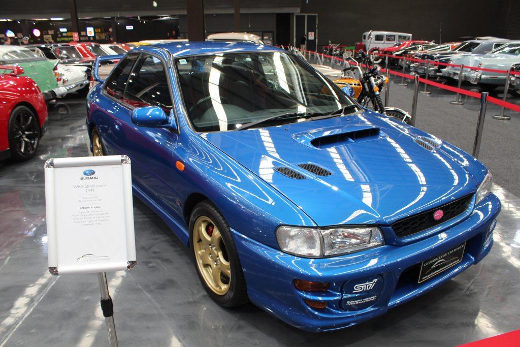 1999 WRX STI Version V