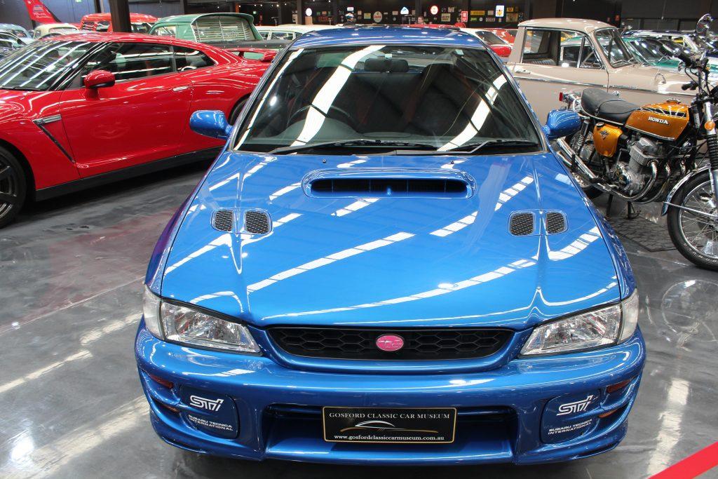 1999 WRX STI Version V 2