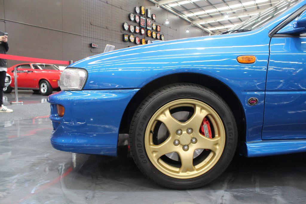 1999 WRX STI Version V 3