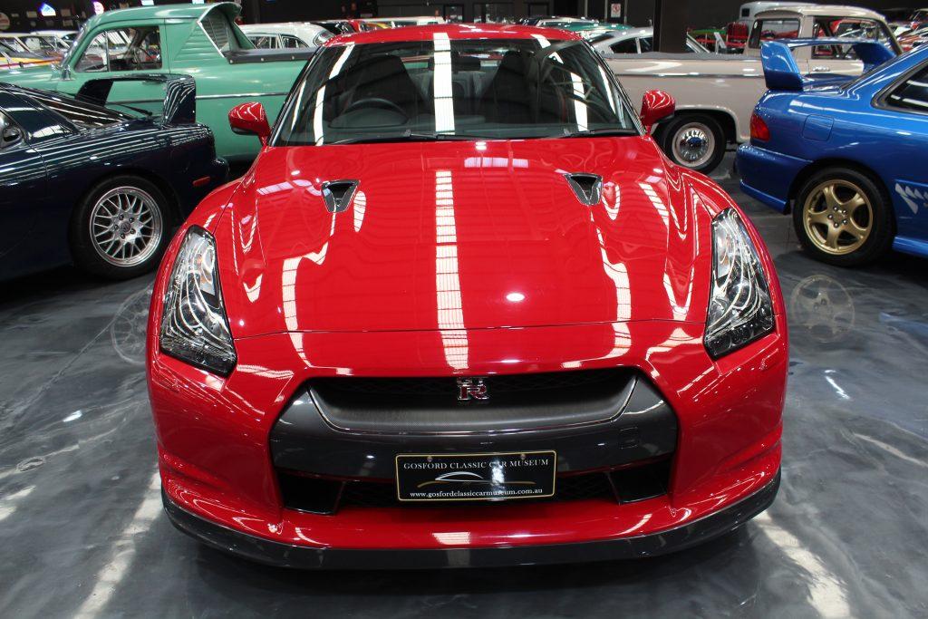 2009 R35 GT-R Premium