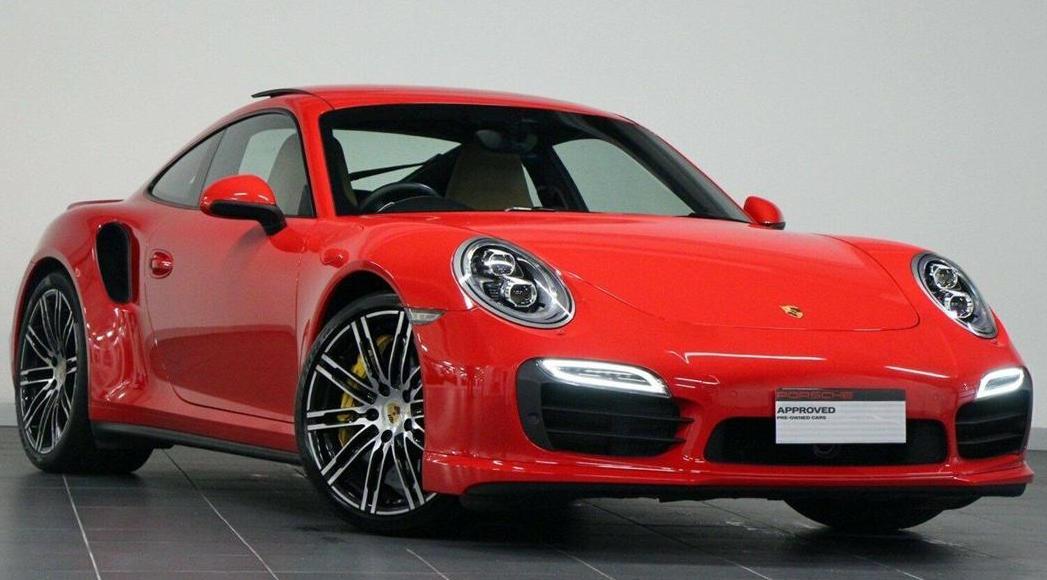 Porsche car sales