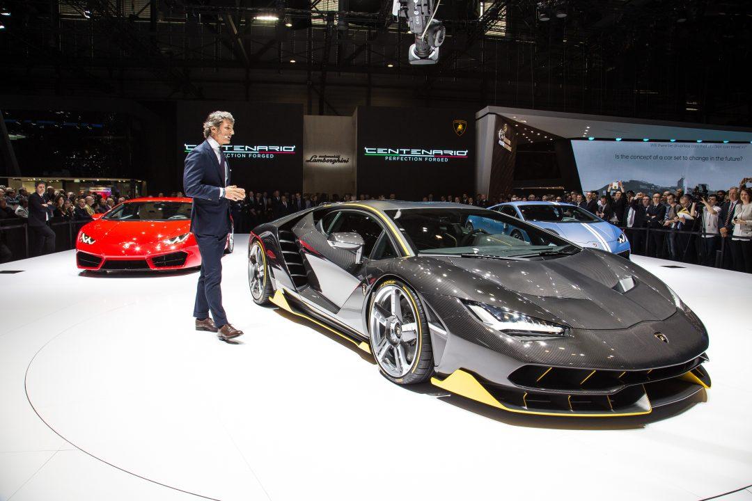 Lamborghini Centenario Revealed Rare Car Sales Classic Rare