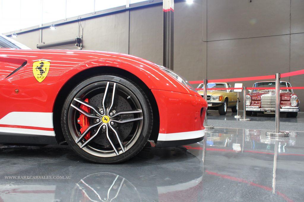 599 GTB Alonso 5