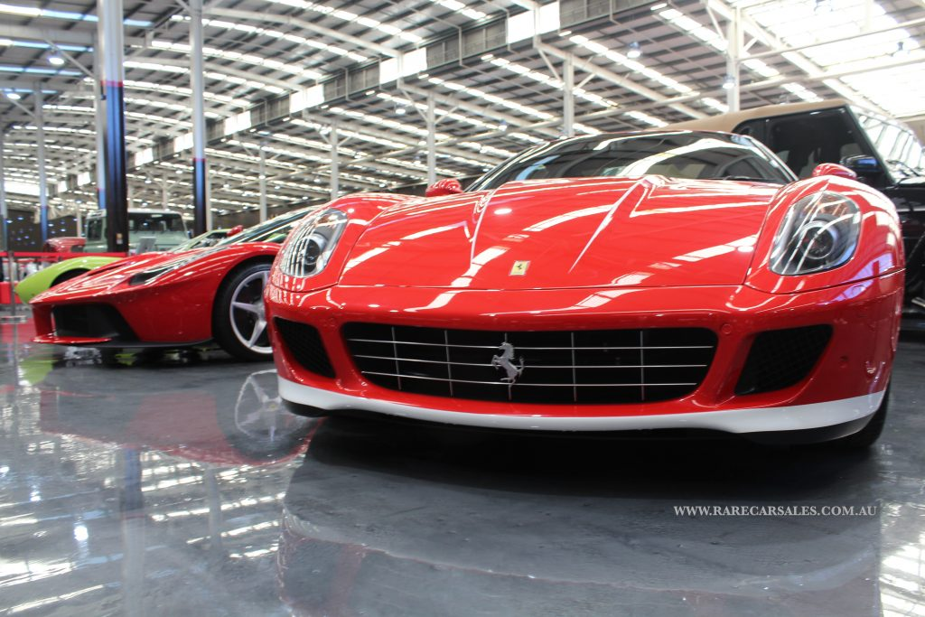 599 GTB Alonso 7