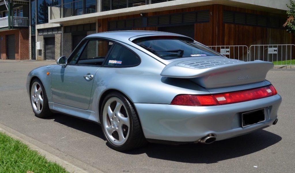 Porsche 911 Turbo 993 for Sale - Rare Car Sales | Classic