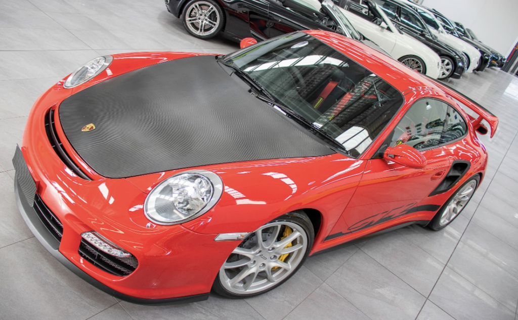 911 GT2 for Sale top left angle