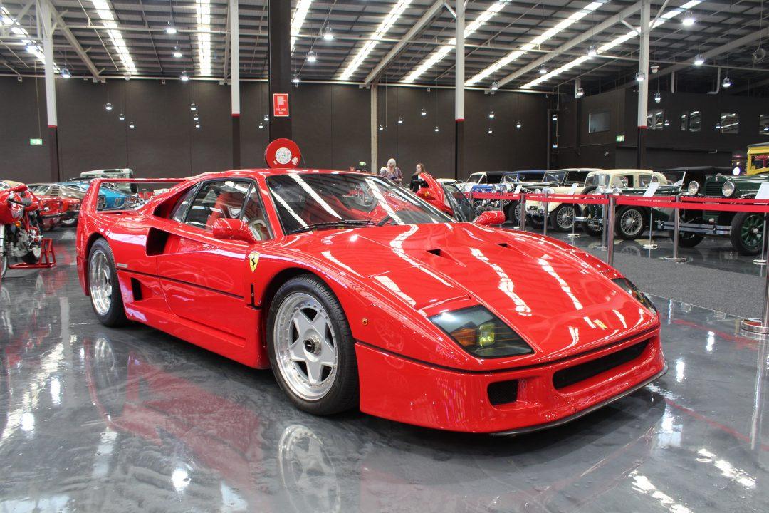 Gosford Classic Car Museum Ferrari | |Rare Car Sales Australia|
