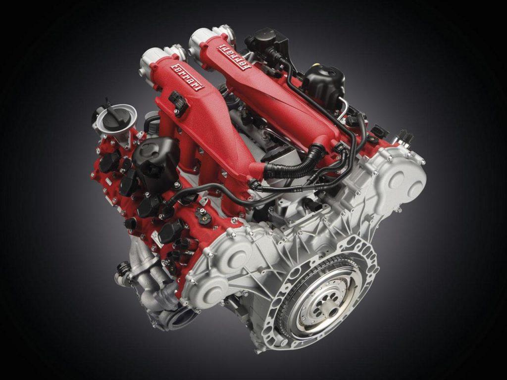 Ferrari_California-T_Engine