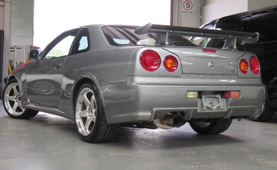 GTR R34 2