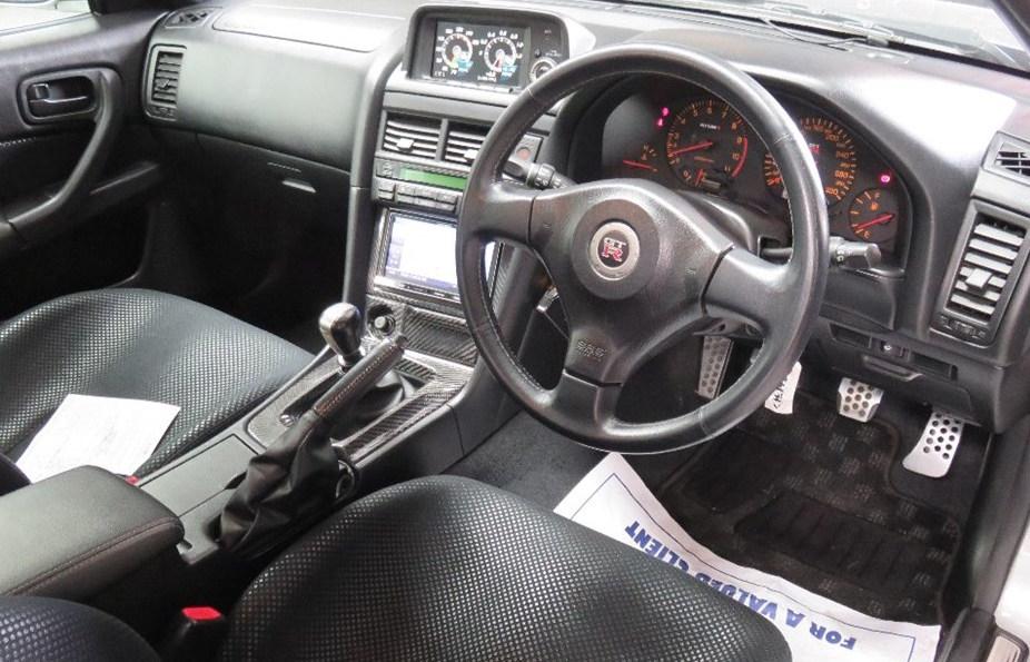 GTR R34 4