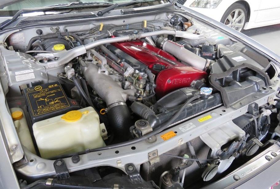GTR R34 5