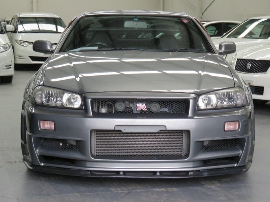 GTR R34 8