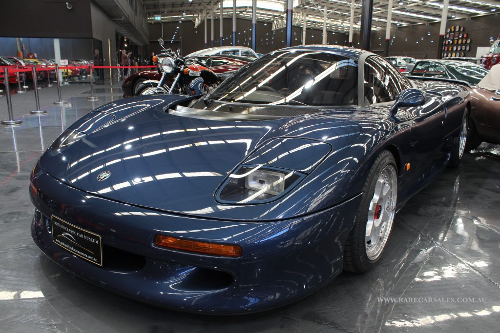 Jaguar XJR15 3