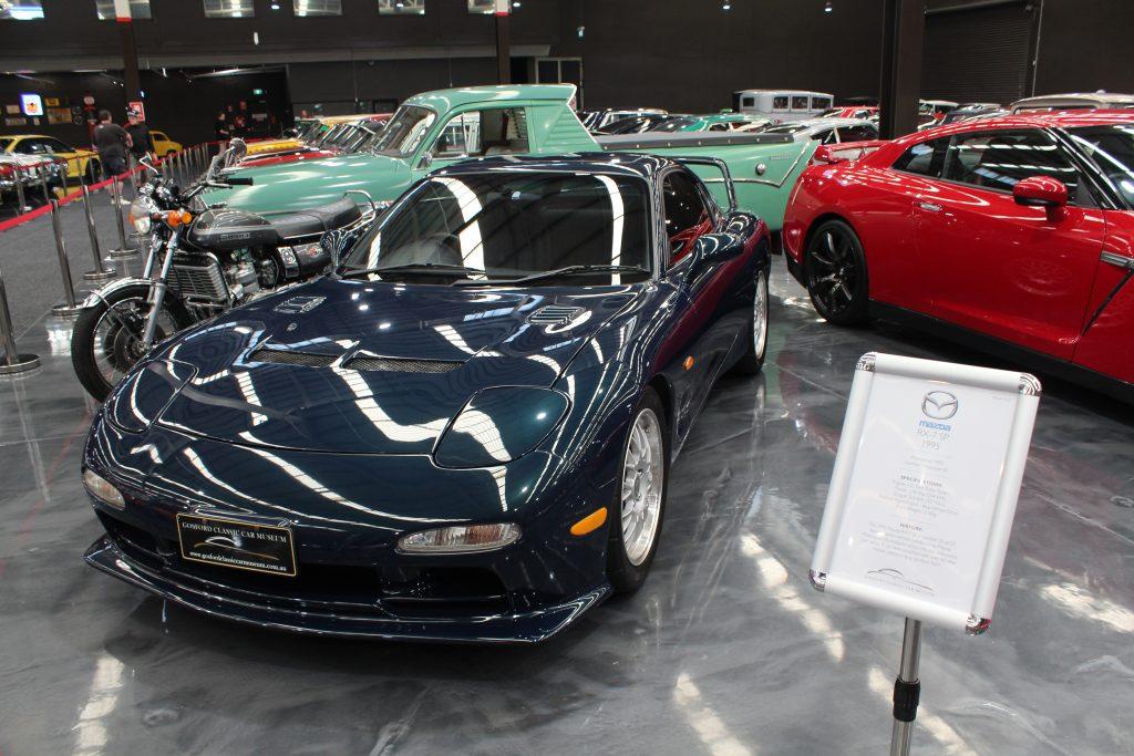 Mazda RX7 SP 1995