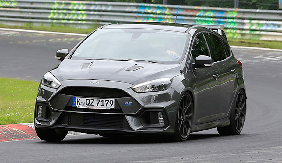 2017 ford focus rs500 spied rare car sales australia. Black Bedroom Furniture Sets. Home Design Ideas