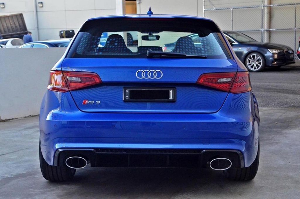 Audi RS3 for Sale - Rare Car Sales | Classic, Rare ...