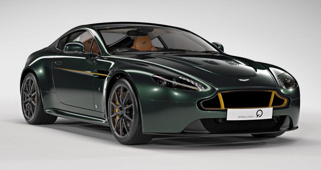 Aston Martin V12 Vantage S Spitfire Rare Car Sales Classic Rare