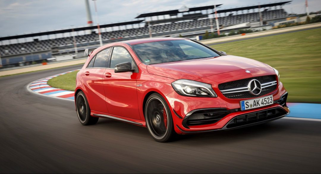 2019 mercedes benz a45 amg shooting for 300kw rare car sales classic rare unique car. Black Bedroom Furniture Sets. Home Design Ideas