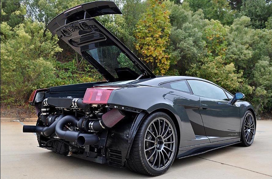 Twin Turbo Lamborghini Gallardo For Sale Rare Car Sales Classic
