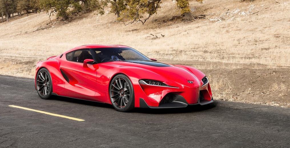 2018 toyota supra to gain twin-turbo v6 - rare car sales | classic