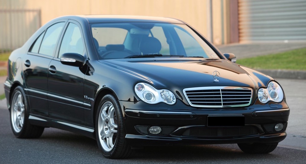 mercedes benz c32 amg rare car sales australia. Black Bedroom Furniture Sets. Home Design Ideas