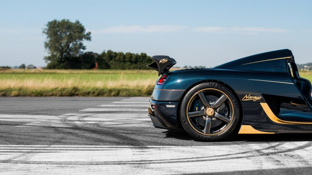 Koenigsegg Agera RS 'Naraya' Wheels and Rear Brakes