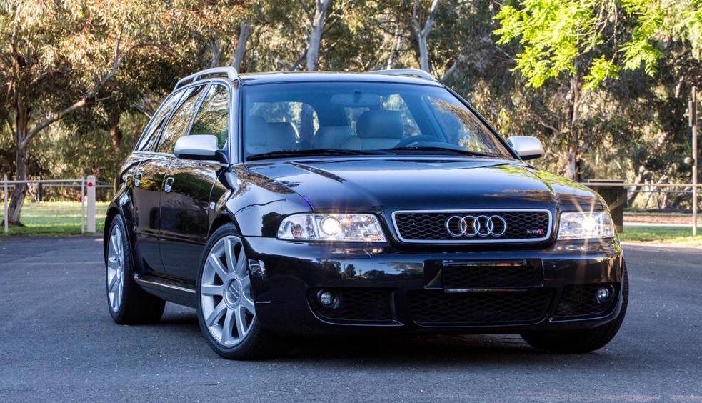 Audi RS4 B5 For Sale  Rare Car Sales Australia