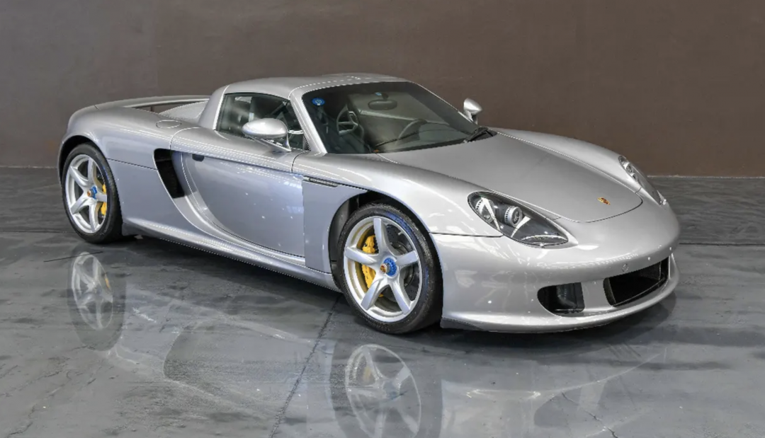 Porsche Carrera GT For Sale Australia