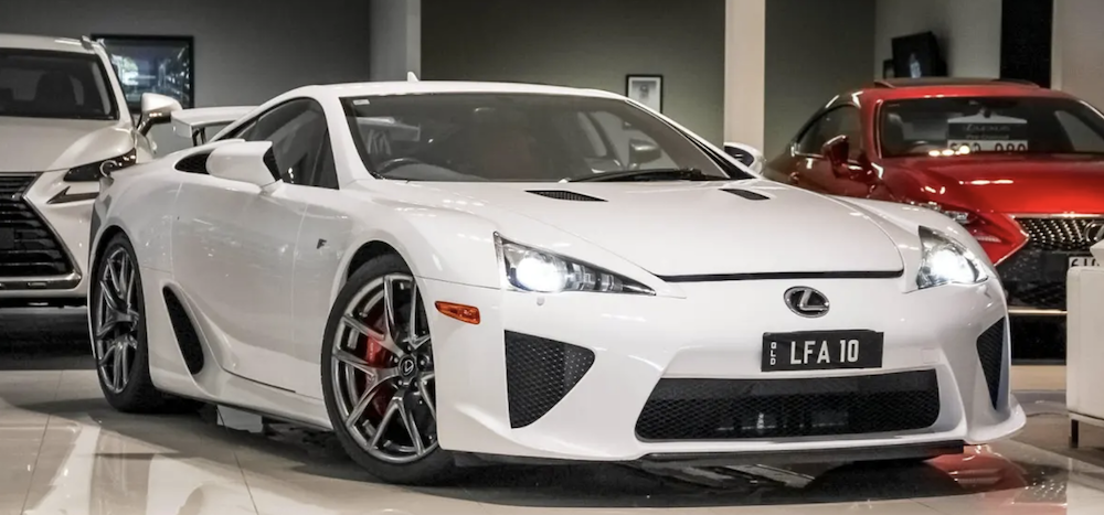 Lexus LFA For Sale Australia