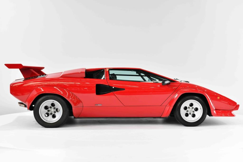 Lamborghini Countach LP5000 QV Side Profile