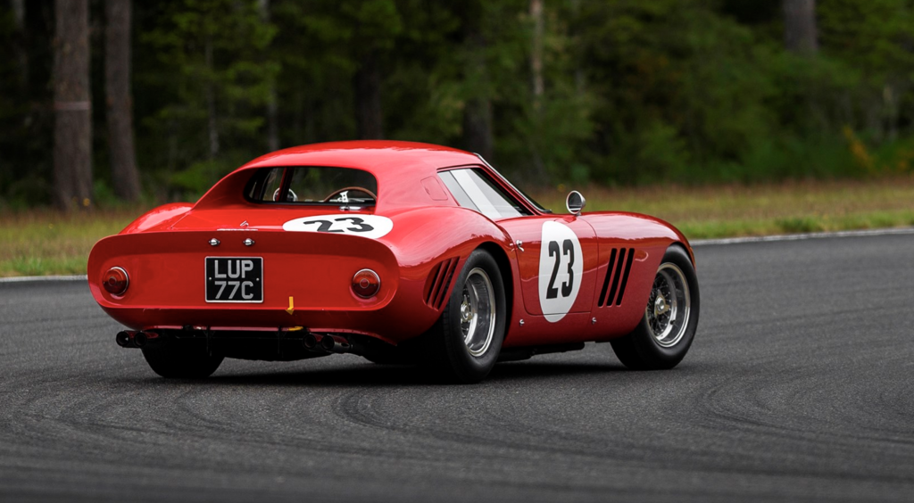 Ferrari 250 GTO Pebble Beach