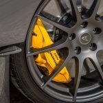 McLaren P1 brake caliper
