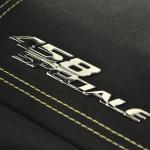 Ferrari 458 Speciale interior stitching