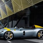 Ferrari SP side profile