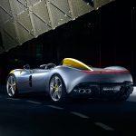 Ferrari SP rear angle