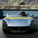 Ferrari SP front angle