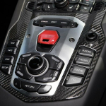 Lamborghini Aventador Miura Homage start button