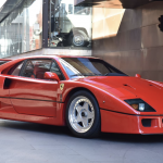 Ferrari F40 For Sale Australia front