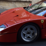 Ferrari F40 For Sale Australia side view 2